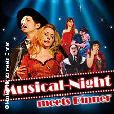 Musical Night meets Dinner - Musical Dinner Show