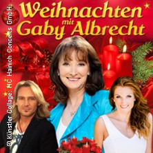 Weihnachten mit Gaby Albrecht 2018 in FREITAL * Stadtkulturhaus Freital,