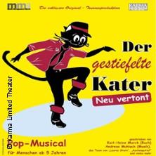 Der gestiefelte Kater - Neu vertont in FALKENSEE * Stadthalle Falkensee,