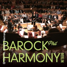 Barock Phil Harmony Berlin - Kammerorchester Capella Amadeus Tickets