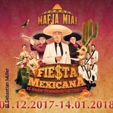 Karten für Mafia Mia - Fiesta Mexicana in Dresden