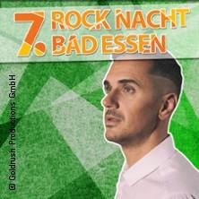 7. Rock Nacht Bad Essen - Seven + Weitere Acts in BAD ESSEN, 02.09.2017 - Tickets -