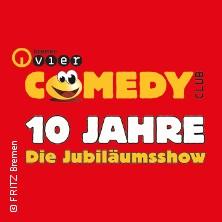 10 Jahre Bremen Vier Comedy Club - Die Grösste Comedy-Show Des Jahrzehnts! Tickets