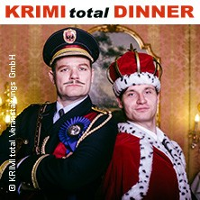Krimi Total Dinner - Mord Royal in CHEMNITZ * Pumpwerk eins,