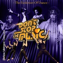 Don't Stop The Music - The Evolution Of Dance in AUGSBURG * Parktheater im Kurhaus Göggingen