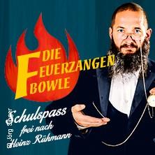 Dinnershow - Die Feuerzangenbowle - Central Kabarett Leipzig