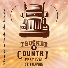 Trucker- & Country Festival 2018 in Geiselwind