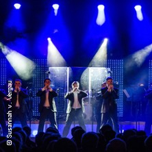 The 12 Tenors in EHINGEN / DONAU * Lindenhalle,