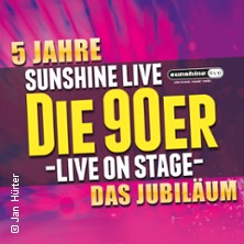 """Bild sunshine live """"Die 90er - Live on Stage"""""""