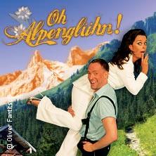 Oh Alpenglühn - Mit: Carolin Fortenbacher und Nik Breidenbach