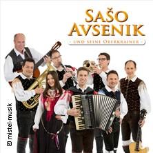 Saso Avsenik und seine Oberkrainer: Die großen Hits von Slavko Avsenik in BAD MERGENTHEIM * Kurhaus - Großer Kursaal,