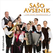 Saso Avsenik und seine Oberkrainer: Die großen Hits von Slavko Avsenik