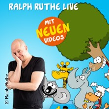 Ralph Ruthe: Shit Happens Tickets