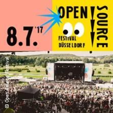 Open Source Festival Karten für ihre Events 2017