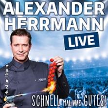 Alexander Herrmann - Schnell mal was Gutes in FRANKFURT * Jahrhunderthalle Frankfurt,
