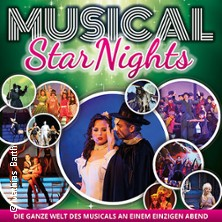 The Best of Musical Starnights - Die ganze Welt des Musicals in LÜBECK * Musik- und Kongresshalle Lübeck,