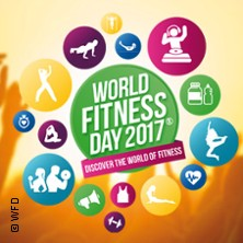 World Fitness Day 2017 - Discover The World Of Fitness FRANKFURT - Tickets