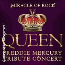 Miracle of Rock - Queen & Freddie Mercury Tribute Concert