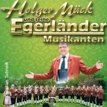 Holger Mück & seine Egerländer Musikanten in KARLSRUHE * Konzerthaus Karlsruhe