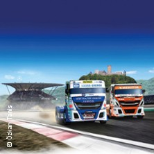 32. Int. ADAC Truck Grand Prix - All inclusive Schnupper-Ticket