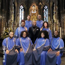 The Best of Black Gospel: Back to The Roots Tour in Rüsselsheim * Ev. Stadtkirche Rüsselsheim,