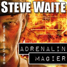 Steve Waite in BOBENHEIM-ROXHEIM * Friedrich-Ludwig-Jahn-Halle,