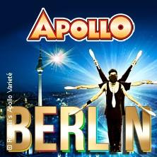 Berlin ... wie hast du dir verändert - Varieté Düsseldorf in DÜSSELDORF * Roncalli's Apollo Variete,