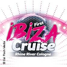 First Ibiza Cruise Rhine River Cologne in KÖLN-ALTSTADT * Altstadtufer - Ableger der Köln Düsseldorfer,