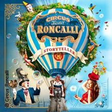 Circus-Theater Roncalli in Recklinghausen in RECKLINGHAUSEN * Circus Roncalli - Recklinghausen,