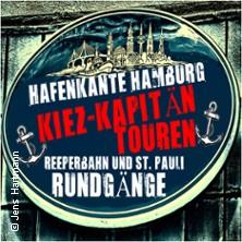 Karten für Reeperbahn Tour mit dem Kiez-Kapitän - Hafenkante Hamburg Reeperbahn Touren in Hamburg