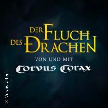 Der Fluch des Drachen mit Corvus Corax & Gästen in WÜRZBURG * Posthalle,