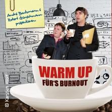 Warm up für's Burnout