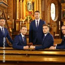 Stimmen der Berge: Im Namen des Vaters - Kirchenkonzerttour in HARZGERODE * St. Marien Kirche,