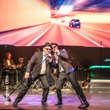A Tribute To The Blues Brothers in ERDING * Stadthalle Erding - großer Saal,