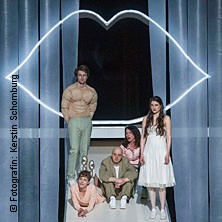 Das Licht im Kasten - Theater Lübeck in LÜBECK * Kammerspiele Theater Lübeck,