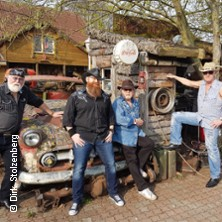 Creedence Clearwater Revived in COTTBUS * Stadthalle Cottbus