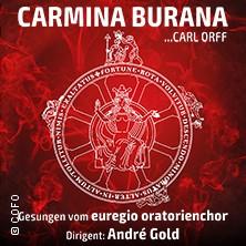 Oper & Operette: Carmina Burana - Euregio Oratorienchor Karten