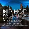 Hip Hop Festival an der Isar