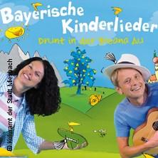 Bayerische Kinderlieder - Konzert Sternschnuppe