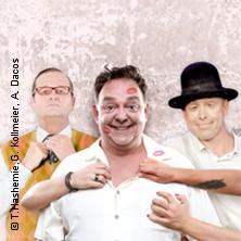Karten für SEXundSECHZIG - Flotter Dreier mit Musik! in Wuppertal