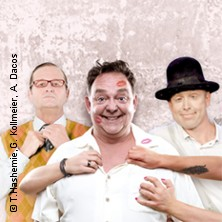 SEXundSECHZIG - Flotter Dreier mit Musik!