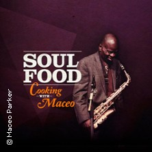 """MACEO PARKER - """"It's all about love"""" Tour 2021"""