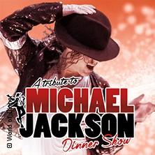 A Tribute To Michael Jackson Dinnershow Präsentiert Von World Of Dinner Tickets