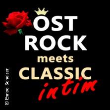 Ostrock meets Classic Intim in BALLENSTEDT * Schlosstheater Ballenstedt,