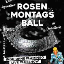 Rosenmontagsball im Royal Friedberger See