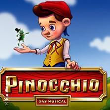 Pinocchio - das Musical | Theater Liberi in BREMEN * Die Glocke Großer Saal,