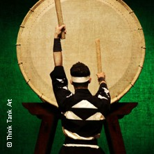 KOKUBU - The Drums of Japan in NEUSTADT IN HOLSTEIN * Theatersaal an der Jacob-Lienau-Schule,