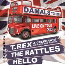 Damals - Tournee 2018 - Die Originalbands der 60er und 70er Jahre