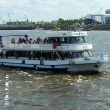 Große Hafenrundfahrt - Elbe Erlebnistörns Tickets