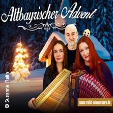 Karten für D'Raith-Schwestern und da Blaimer: Altbayerische Weihnacht in Weiden